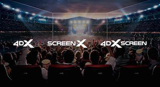 CJ 4DPlex has unveiled new logos for its immersive seating technology 4DX and its sister brand, the multi-screen technology ScreenX. As 4DX and ScreenX have been rapidly expanding worldwide, the company implemented the new branding to increase brand consistency for 4DX and ScreenX. The goal is to position the 4DX brand as an exciting cinematic experience for customers for the next 10 years. 4DX has seen unprecedented growth and has gathered explosive popularity recently. CJ 4DPlex hopes the new branding will entrench 4DX and ScreenX as a must for global movie fans.