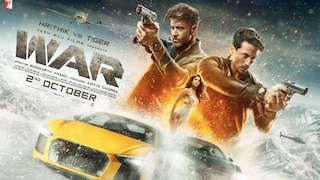 Leading Indian film production company Yash Raj Films has announced that its latest feature film War will be coming to theatres in CJ4DPlex's multi-sensory cinema experience, 4DX.