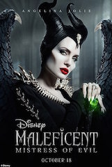The Walt Disney Studios will release four upcoming titles in CJ 4DPlex's multi-sensory 4DX format including Maleficent: Mistress of Evil.