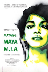 Abramorama and Cinereach have announced the release of the trailer for the kinetic and timely, documentary film Matangi Maya M.I.A.
