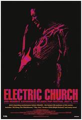Leading event cinema distributor Abramorama has partnered with Experience Hendrix and Sony Legacy Recordings to release Jimi Hendrix: Electric Church in select theaters around the world.