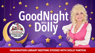 Abramorama and The Dollywood Foundation will present an online book-reading series entitled Goodnight with Dolly.