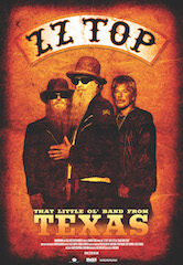 Abramorama and Eagle Rock Entertainment are releasing a Banger Films documentary feature film that tells the story of how three oddball teenage bluesmen – Billy Gibbons, Dusty Hill, and Frank Beard – became ZZ Top.