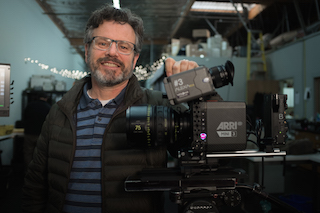 Arri has signed Art Adams to the newly created position of cinema lens specialist.
