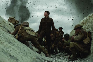 The Theatrical Award for best cinematography in a motion picture went to Roger Deakins, ASC, BSC for 1917.