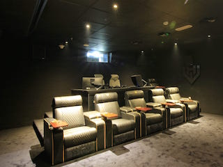Dubai post-production facility Hockwood Digital has installed VIP recliners from Atom Seating.