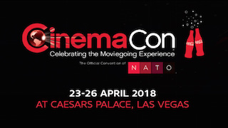 Each year, Digital Cinema Report presents the Catalyst Award to the best new technology introduced at CinemaCon, the annual convention of the National Association of Theatre Owners.