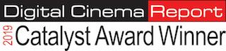 For the fifth year in a row we will present the Catalyst Award to the best new technology at CinemaCon.