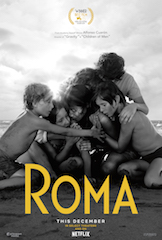 Two weeks earlier, Roma was shown at the BlackBerry Auditorium in Mexico City, the former Las Américas film theatre, in four separate screenings to a total audience of around 6,500.