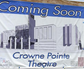 When the innovative Crowne Pointe Theatre complex in Elizabethtown, Kentucky, has its grand opening in October all nine auditoriums will feature Christie projectors.