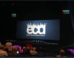 Last week, seven years after the group's inception, the Event Cinema Association managing director Grainne Peat proudly took center stage at CineEurope and presented ECA members' product presentation to a packed main auditorium.