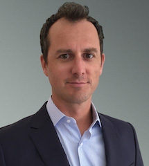 Francois Inizan will serve as general manager in CinemaNext's new Dubai office.