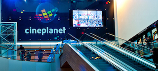 Cineplanet has chosen Barco laser projectors for its new multiplex in Costanera, Chile.