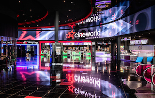 Cineworld Group – the world's second largest cinema exhibitor – has signed an agreement to acquire more than 1,000 Christie RGB pure laser cinema projectors. Cineworld has nearly 9,500 screens across 10 territories and will take delivery of the projectors beginning this summer.