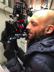 Cinematographer Xavier Dolléans