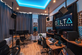 We are way more flexible than a typical post-production house would be, and that includes our work for cinema sound production.
