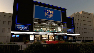 London's Odeon Leicester Square will reopen this Christmas and feature the UK's first Dolby Cinema.