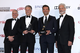 Dolby Laboratories received American Cinematheque's 2018 Sid Grauman Award, an honor bestowed for achievements in motion picture exhibition.