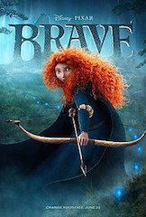 Disney-Pixar's 2012 feature Brave was the first film released in Dolby Atmos.