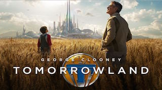 Disney's Tomorrowland was the first film released in Dolby Cinema.