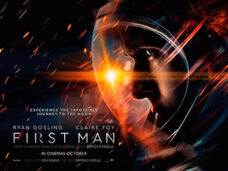 To give the film First Man a strong sense of authenticity, director Damien Chazelle approached NASA to see if there was any archive footage from the Apollo era.