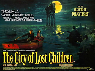 The City of Lost Children is one of the first movies color timed by Yvan Lucas.