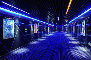 China Film Cinema Da Guang Road in Nanjing has become the first cinema in China to operate the projection booth with no human intervention by using GDC Technology's Cinema Automation 2.0.