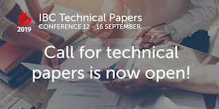 The International Broadcasting Convention is now accepting submissions of technical papers for its annual conference, which is being held this September in Amsterdam, the Netherlands.