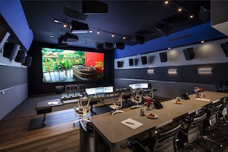 Built by Kaiser Comm Construction, the all-new facility features three Dolby Atmos-certified mix stages and an automated dialogue replacement production stage and will cater to high-end feature and television projects.