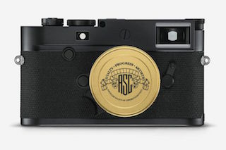 To celebrate the 100th anniversary of the American Society of Cinematographers Leica Camera has released the M10-P ASC 100 Edition.