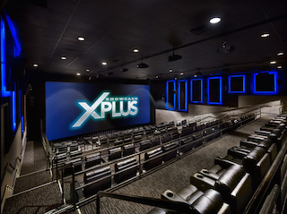 Moviegoers will experience the marathon in Showcase Cinemas' proprietary XPlus large-format auditorium featuring Dolby Atmos sound, fully reclining power-operated seats and laser projection technology.