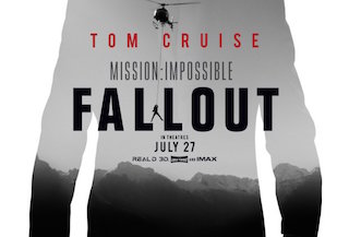 The Mission Impossible: Fallout edition of Moviebill will include an exclusive behind-the-scenes interview with star Tom Cruise.