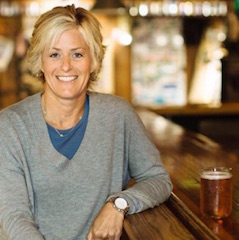 MoviePass announced today that Maria Stipp, CEO of Lagunitas Brewing Company, has been elected to its board of directors.