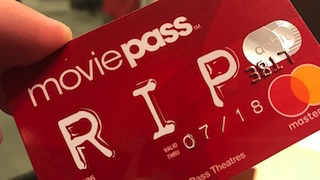I'm a survivor of the great MoviePass era and I'm here to tell you my story.
