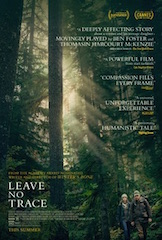 I was moved by like Leave No Trace.