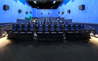 MediaMation is unique among immersive seat companies because not only are the seats in an MX4D theatre designed for movement and effects, the entire room is.