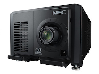 The NEC NC1802ML joins the already successful NC2402ML and NC2002ML, and thanks to the interchangeable laser light sources, exhibitors can enjoy the most advanced laser solutions without the system becoming outdated, the company says.