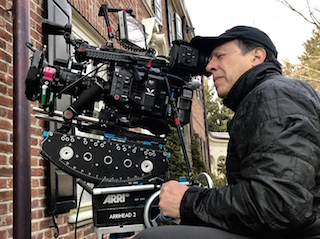 Emmy Award-winning cinematographer Frank Prinzi ASC chose Panasonic VariCam 4K cinema cameras to shoot The Enemy Within, a prime-time psychological thriller that recently premiered on NBC.
