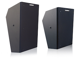 QSC has introduced the SR-800 and SR-1000 surround loudspeakers, designed as a cost-effective solution for use in typical small-to-medium sized 5.1/7.1 cinemas.