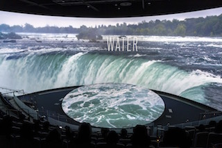 "The Aquarium of the Pacific, located near the waterfront in Long Beach, California, recently opened its ""aquarium of the future,"" called Pacific Visions, which features an immersive theatre, multiple interactive art installations, and hands-on multimedia displays."