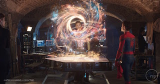 Rising Sun Pictures delivered more than 100 visual effects shots for Columbia Pictures' and Marvel Studios' superhero epic Spider-Man: Far From Home.