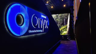 The Star Cinema Grill has the largest Onyx screen in North America.