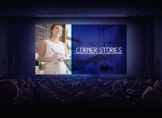 Screenvision Media today launched Corner Stories, a nationwide promotion in time for National Small Business Week.
