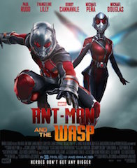 The Walt Disney Studios and Marvel Studios' upcoming film Ant-Man and The Wasp will be released in ScreenX.