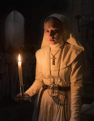 The release of The Nun in ScreenX is part of a larger agreement with Warner Bros. to release several films in the immersive format.