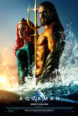 Cineplex has partnered with CJ 4DPlex to open Canada's first ScreenX auditorium today at Cineplex Cinemas Queensway and VIP in Toronto, Ontario with the debut of Warner Bros.' highly anticipated film, Aquaman.