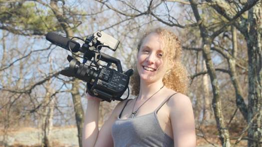 Cinematographer Sierra Johansen shot the film with a Sony F5S camera.