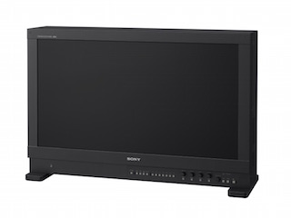 Sony has unveiled a new 31-inch Grade 1 reference monitor, the BVM-HX310,