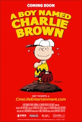 CineLife Entertainment, the event cinema division of Spotlight Cinema Networks, has partnered with CBS Home Entertainment as the exclusive theatrical distributor throughout North America for two Peanuts features: A Boy Named Charlie Brown (1969) and Snoopy, Come Home (1972).