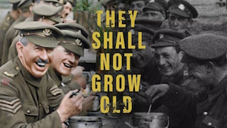 Peter Jackson's They Shall Not Grow Old is now the highest-grossing event cinema title in North America.